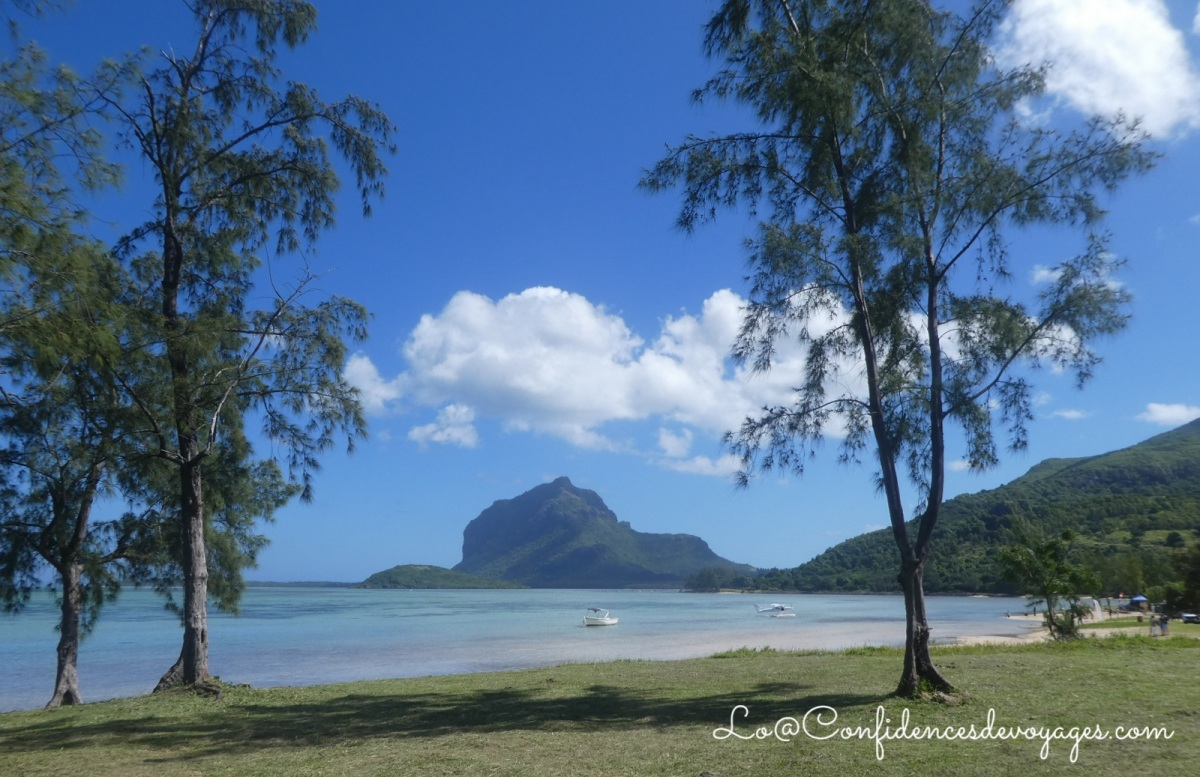 Ile Maurice: la côte Sud